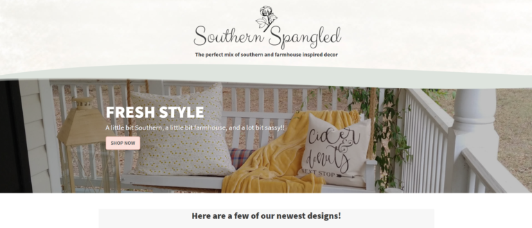Introduction to SouthernSpangled.com